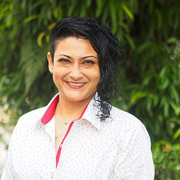 Shanida Abraham