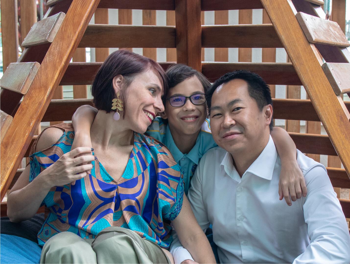 Olga & Edward Lim
