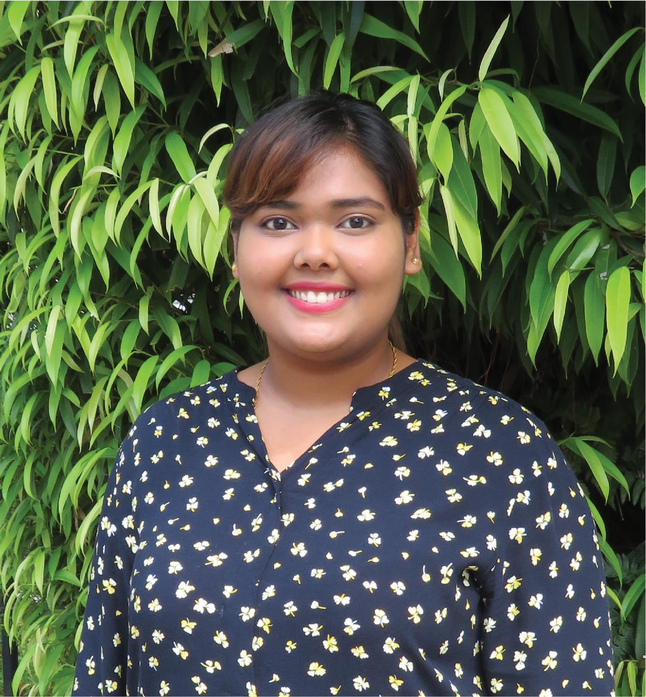Sharmila d/o Gunasekaran