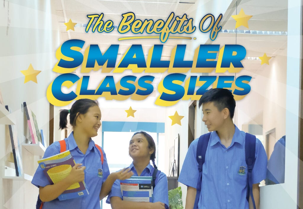 The Benefits Of Smaller Class Sizes