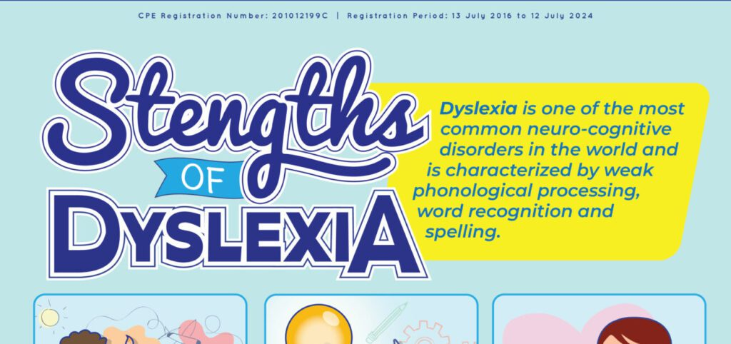 Strengths Of Dyslexia